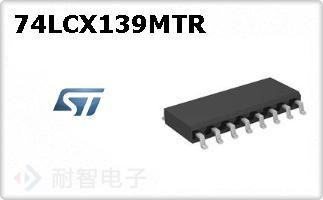 74LCX139MTR的图片