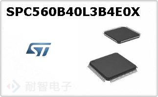 SPC560B40L3B4E0X的图片