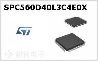 SPC560D40L3C4E0X