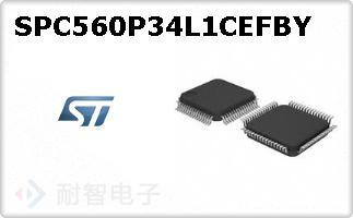 SPC560P34L1CEFBY