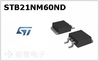 STB21NM60ND