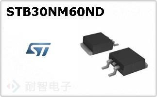 STB30NM60ND