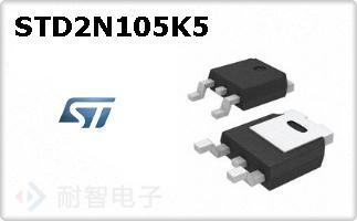 STD2N105K5