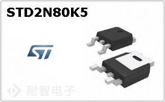 STD2N80K5