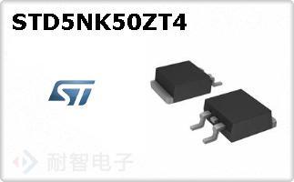 STD5NK50ZT4