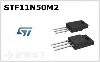 STF11N50M2