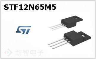 STF12N65M5
