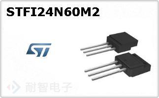 STFI24N60M2