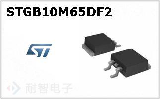 STGB10M65DF2