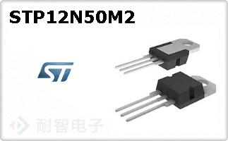 STP12N50M2