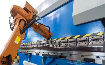 工序控制和自动化