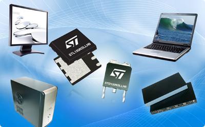 意法半导体推出2.6A有刷直流电机单片驱动器